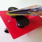 紙飛行機専用電動カタパルトを衝動買い!