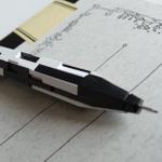 3Dジグソーパズルも楽しめるシャープペンシル「Varacil」