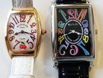 フランク・ミューラーのジョーク腕時計「フランク三浦」を衝動買い