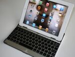 自分だけのなんちゃってMacBook AirをiPad2+キーボードで作る