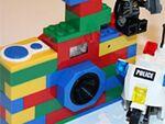ブロックはめが楽しい! 「LEGO」のトイデジカメ