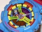 目立ちすぎる時計「G-SHOCK MAN BOX」を衝動買い!!