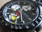 「シークレット」に惚れた!! ミッキーマウス腕時計