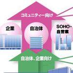 NTT西日本、「Bizひかりクラウド」でクラウド本格参入
