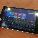 約1万円! 中国の激安Windows 8タブを買ってみた!!