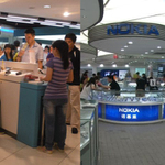 上海の中国人はiPhoneが見栄えの最高峰!?