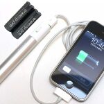 iPhoneの充電量が1.5倍増! 「エネループPro」を試す