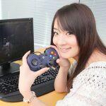 山本彩乃もガチプレイ、ゲーマーが選ぶゲームパッド