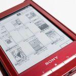 新型Sony Readerを試す! E Inkはやっぱり読みやすい