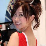 今年はエロカワ? 東京ゲームショウ2011のコンパニオンさん達
