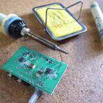 ヘッドフォンアンプ自作で安価に高音質を目指す