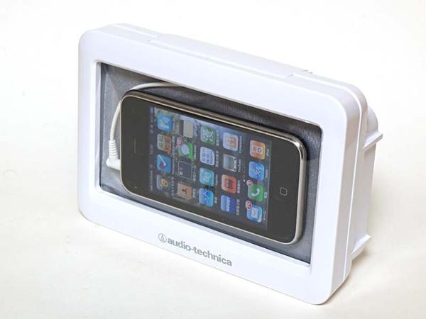 シャワー iphone