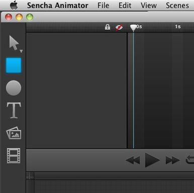 CSS3でFlash並みアニメが作れるSencha Animator