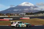 富士に歓喜のミク凱旋! ミクZ4、特別戦で4度目の大勝利
