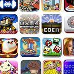 熱中の50連発!!秋のゲームアプリ特集