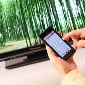 「スマホ&タブレット」と「テレビ&BDレコ」で広がる素敵な世界