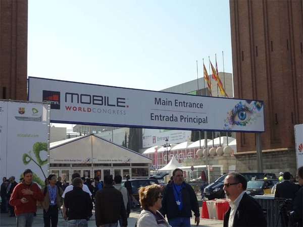 最新スマホが次々登場 Mobile World Congress 2012レポート