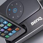 BenQ GP2+iPhoneで始める、プロジェクター無線化のお誘い