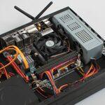 TDP65Wの4コアAPU「AMD A8-3820」で省スペースPCを作る