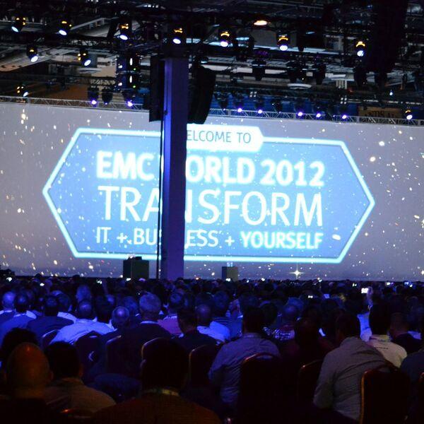 ストレージの未来が見える!EMC World 2012レポート