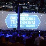 SFの世界が現実に!EMC CEOが語る「変革」の姿とは?