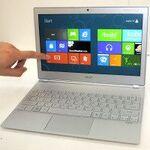 AcerがWindows 8対応の合体タブや超薄Ultrabookを発表
