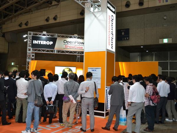 ネットワークの祭典「Interop Tokyo 2012」レポート
