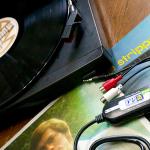 レコードの音源を「デジ造音楽版 匠」でデジタル化してPCに取り込む!