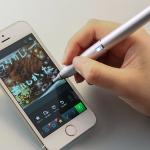 Twitter、LINEで活躍! 直径2mmの極細ペン先スタイラス「PSA-TPA2」シリーズ