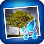 どんな風景も劇的な雨の写真にしてくれるiPhoneアプリ
