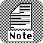 Macファン歓喜!? 画面が懐かしすぎるメモアプリ