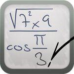 指で計算式を書くだけで、自動で答えを出すiPhoneアプリ!?