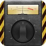 iPhoneを金属探知機にするアプリ!?