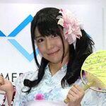 ゆきりん似(!?)の美少女声優が浴衣姿で『Webパワードール』の魅力をアピール!