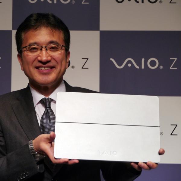 VAIO Zは、どこまでVAIOという会社を表現できているのか