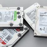 3TB HDDはやっぱり1TBプラッタモデルが速かった!