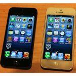 アップル、薄く速い「iPhone 5」の説明会を開催