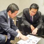 ICTの積極取り込みに舵を切る愛媛県 - 日本MS 樋口社長・愛媛県 中村知事対談