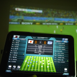 Win 8.1タブでサッカー日本代表のデータをリアルタイム追跡—「すぽレット」キャンペーン