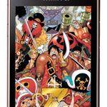 今度のスマホコラボは人気漫画「ONE PIECE」  5万台限定!