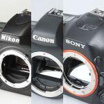 最新デジタル一眼レフは35mmフルサイズの時代だ!