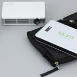 極まったモバイルプロジェクター新世代機「QUMI Q5」登場