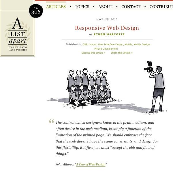 レスポンシブWebデザインとは