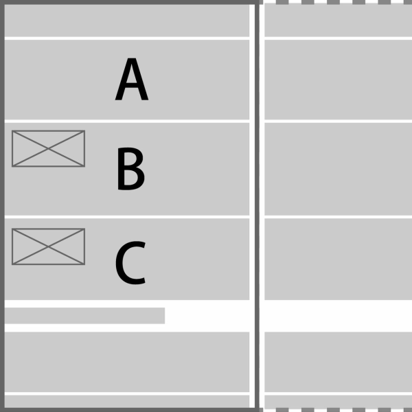 HTMLの用意とリセットCSSの作成