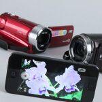 iPhone 5に挑む!? 最新ビデオカメラ2013年モデルたち
