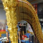 グランドハープを再現した「Handy Harp」は誰のために?
