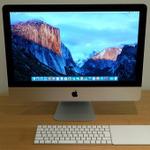"""快適としか言いようがない4Kに対応したiMacと揺れ動く""""パソコン感"""""""