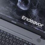 フルHD液晶で7万9800円からという安さが魅力の「Endeavor NJ5700E」