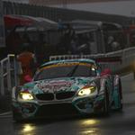 SUPER GT オートポリスの予選は天候不良で中止に!