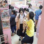 高級ショッピングエリアに集中するタイのオタク街!